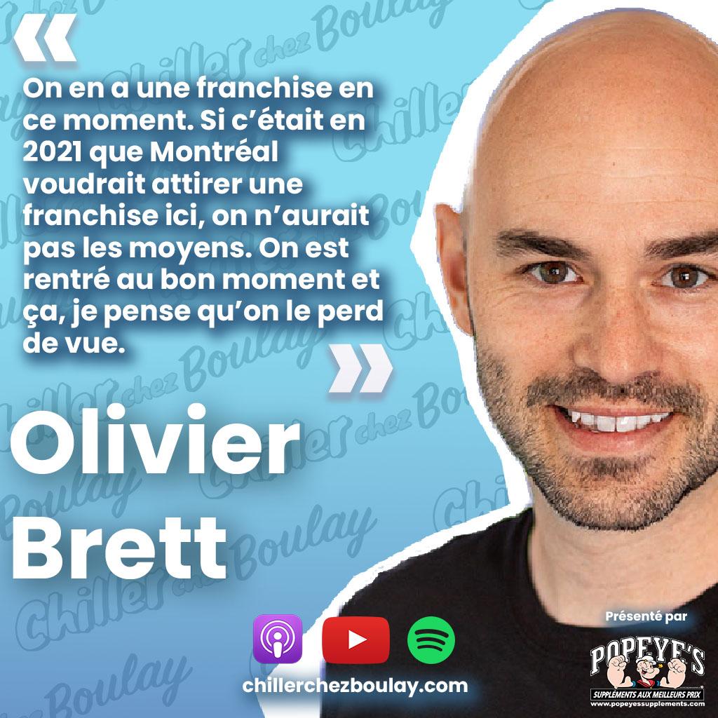Olivier Brett